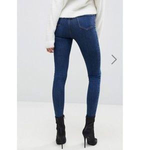 NWOT Asos New Look Tall Skinny Jeans